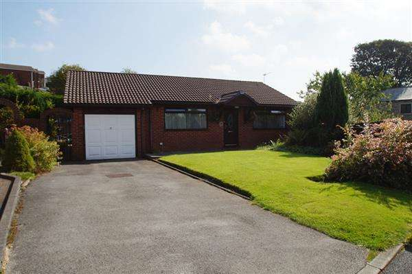 2 Bedrooms Detached House for sale in Wainwright Close, Springhead, Oldham