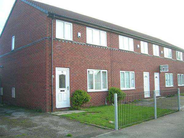 3 Bedrooms Terraced House for sale in Brindley Drive, West Vale, KIRKBY