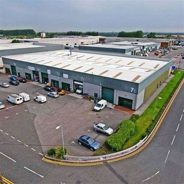 Warehouse Commercial for rent in Aintree Racecourse Business Park, Aintree, Liverpool