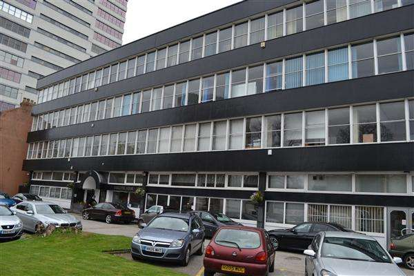 Office Commercial for rent in Hagley Road, Edgbaston - Office Space TO-LET, Birmingham