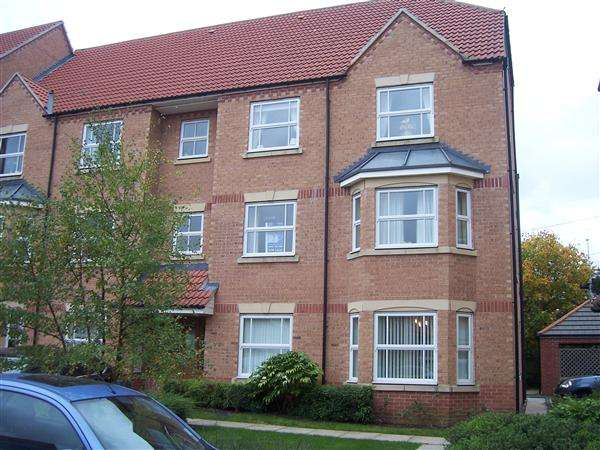 2 Bedrooms Apartment Flat for sale in Fenwick Close, Northumberland Park