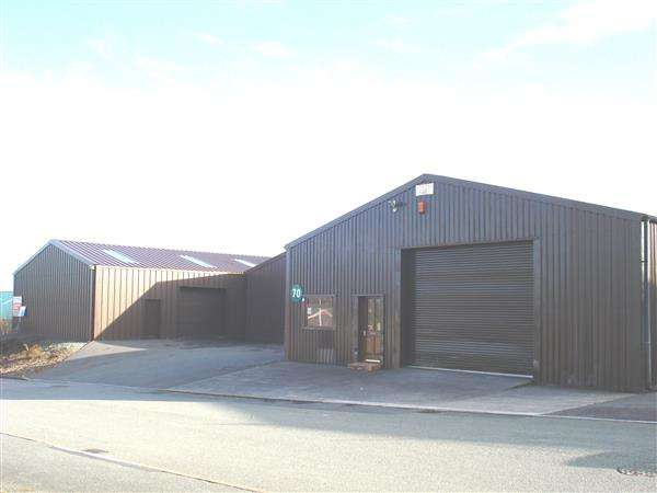 Warehouse Commercial for sale in Unit 70 Honeyborough Industrial Estate
