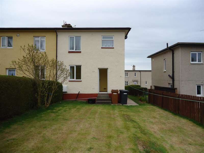 2 Bedrooms Semi Detached House for sale in Queens Park, MILLOM