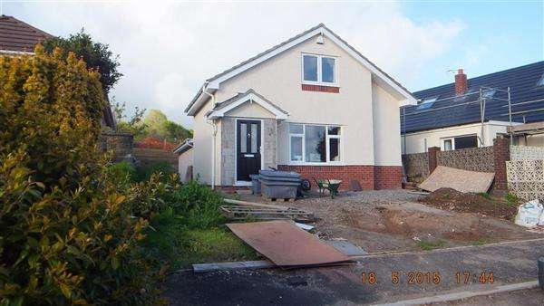 3 Bedrooms Detached House for sale in Choose your Kitchen in Miskin !!