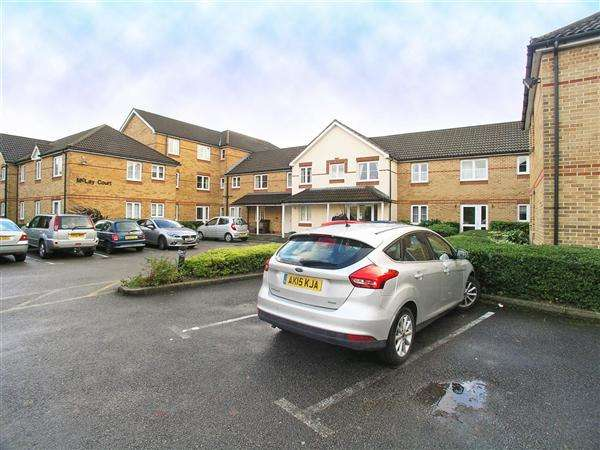 2 Bedrooms Apartment Flat for sale in Mclay Court, St Fagans Road, Fairwater