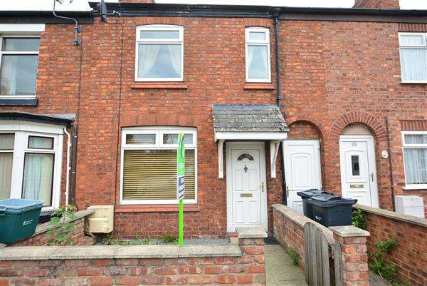 3 Bedrooms Terraced House for sale in Dingle Lane, Winsford