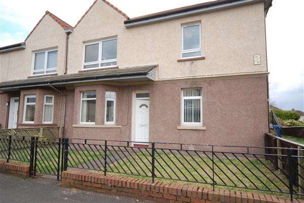 2 Bedrooms Flat for sale in Castle Road, Ardrossan