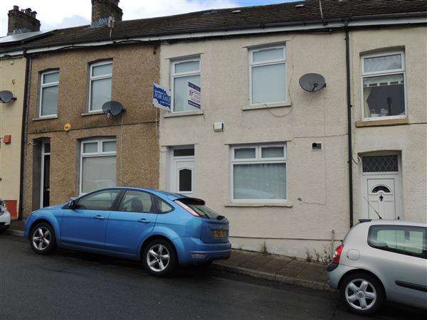 2 Bedrooms Terraced House for sale in Wood Street, Maerdy, Maerdy