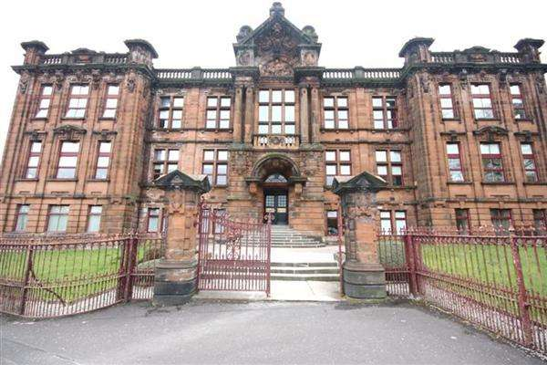 2 Bedrooms Apartment Flat for sale in Academy Apartments, Elmbank Avenue, Kilmarnock
