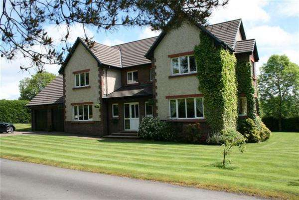 5 Bedrooms Detached House for sale in Oakdale, Auchendoon Estate, Hollybush, By Ayr