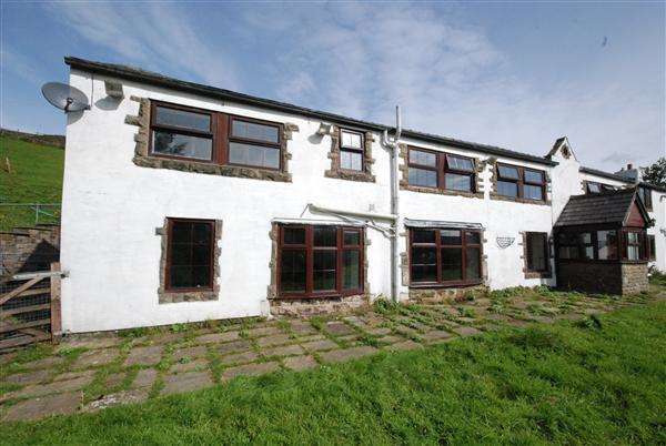1 Bedroom Cottage House for sale in Slack Farm, Higher Calderbrook, Littleborough
