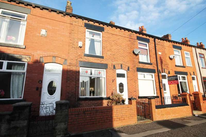 2 Bedrooms Terraced House for sale in Hooton Street, Morris Green, Bolton, Lancashire.