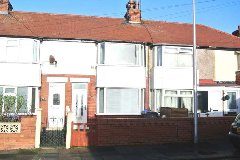 2 Bedrooms House for sale in Chapel Road, Blackpool, FY4 5BP