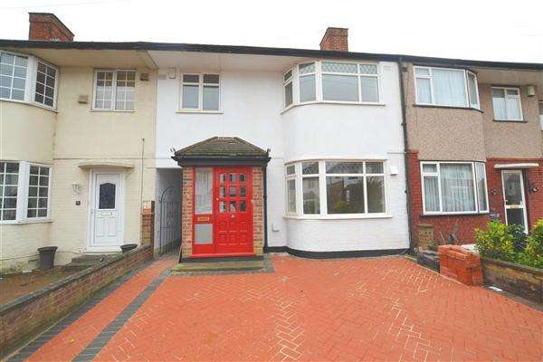 5 Bedrooms Terraced House for sale in Sussex Avenue, Isleworth