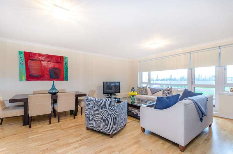 3 Bedrooms Flat for sale in Regents park Road, Finchley Central, N3