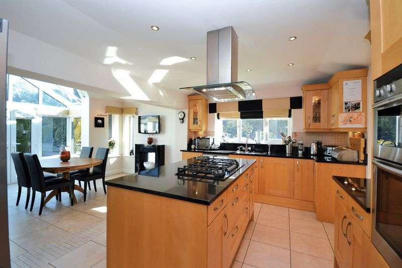 5 Bedrooms Detached House for sale in Langfield House, Market Weighton
