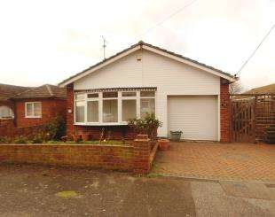 3 Bedrooms Bungalow for sale in Holyrood Drive, Minster On Sea, Sheerness, Kent