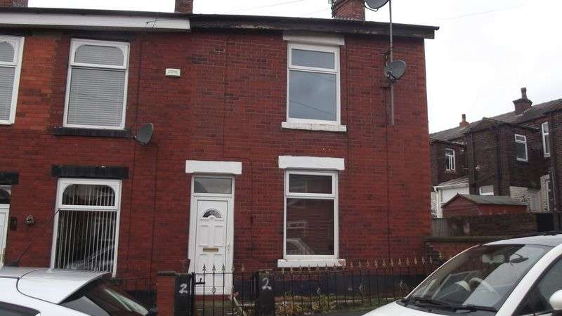 2 Bedrooms Terraced House for sale in Battersby Street, Bury