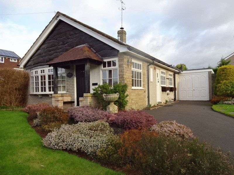 2 Bedrooms Detached Bungalow for sale in Ferndale Crescent, Kidderminster DY11 5LN