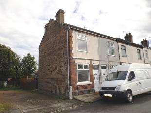 2 Bedrooms End Of Terrace House for sale in Carr Street, Packmoor, Stoke-on-Trent, Staffordshire