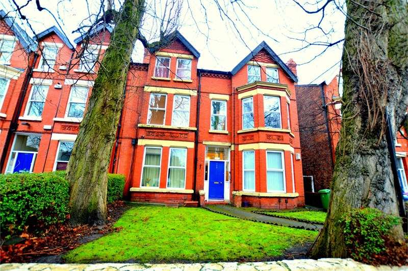 1 Bedroom Flat for sale in Ullet Road, Aigburth