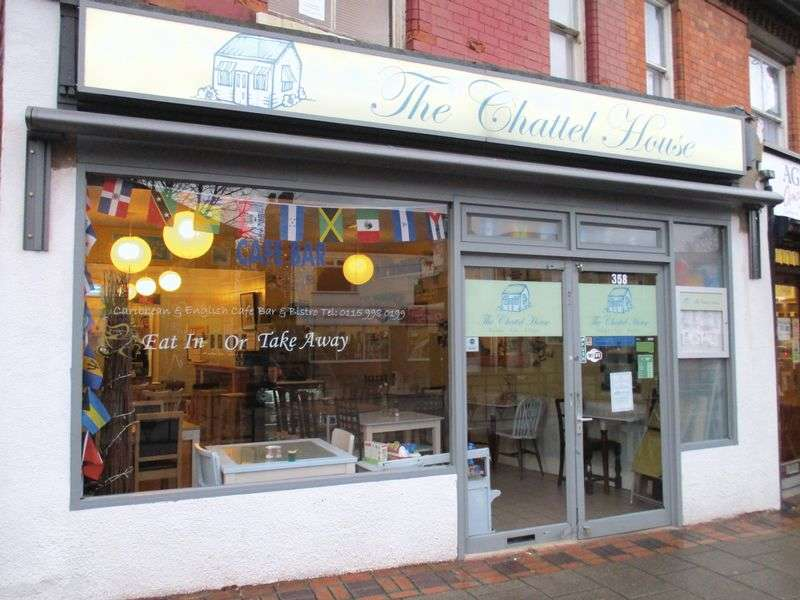 Property for sale in Exceptional leasehold Cafe/Bistro