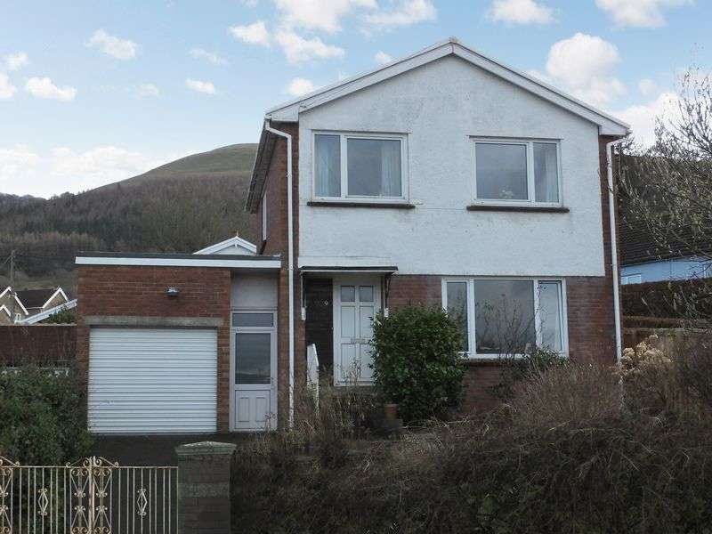3 Bedrooms Detached House for sale in Linden Grove, Govilon, Abergavenny