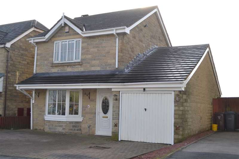 3 Bedrooms Detached House for sale in Oakhall Park, Thornton, Bradford