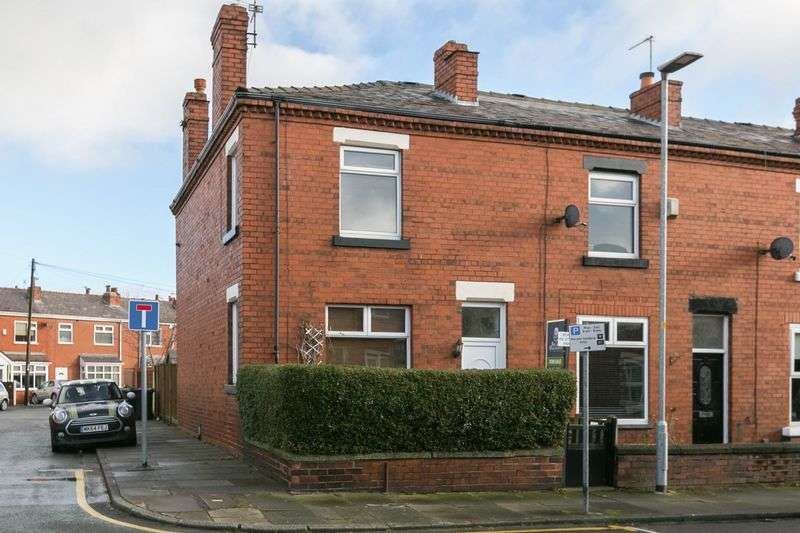 3 Bedrooms Terraced House for sale in Holme Terrace, Swinley, WN1 2HH