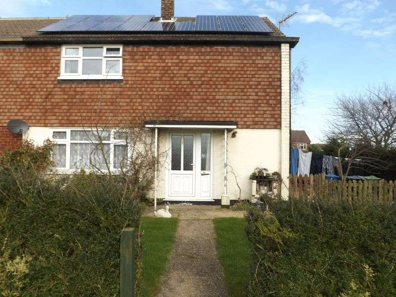 3 Bedrooms Terraced House for sale in St. Davids Road, BROOKENBY