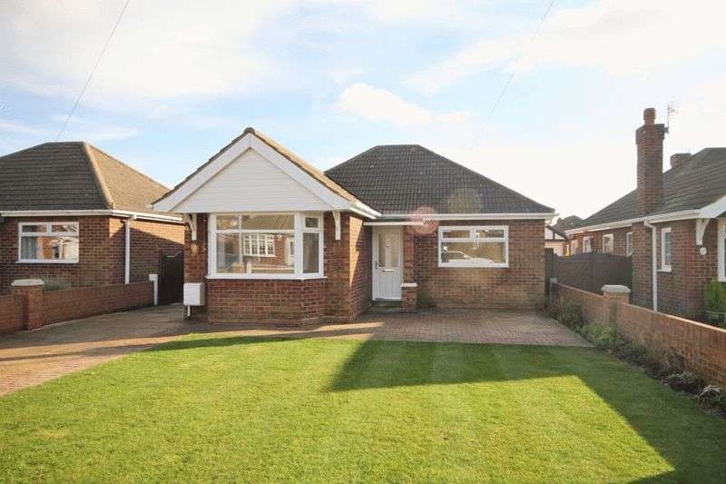 3 Bedrooms Detached Bungalow for sale in CRIDLING PLACE, CLEETHORPES