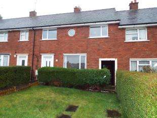 3 Bedrooms Terraced House for sale in Bryn Hedd, Southsea, Wrexham, Wrecsam, LL11