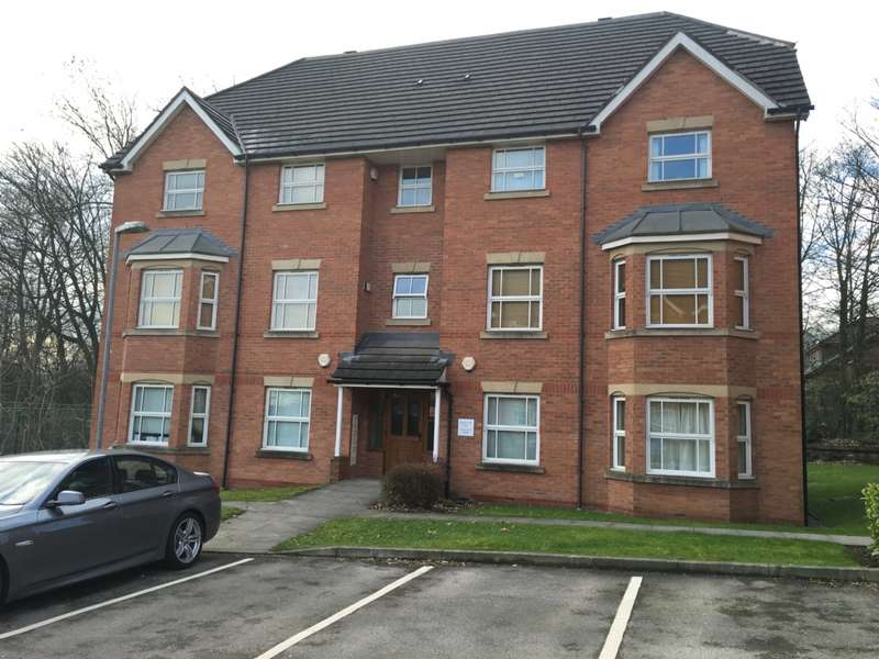2 Bedrooms Apartment Flat for sale in Royal Court Drive Heaton Bolton