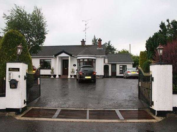 5 Bedrooms Detached House for sale in Blackfort Road, OMAGH, County Tyrone
