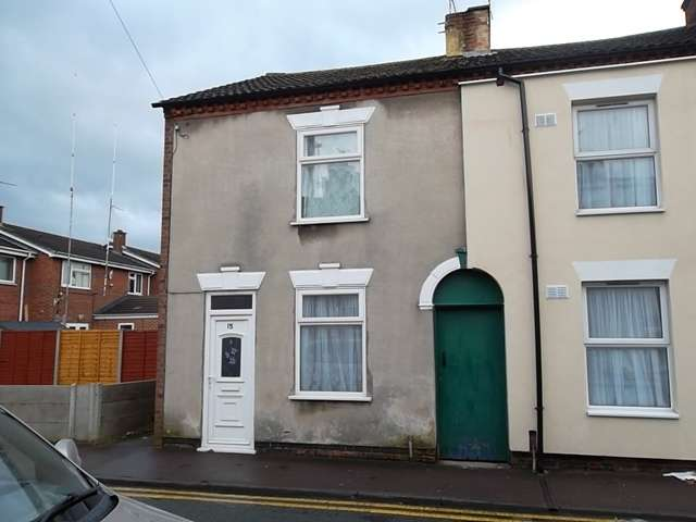 2 Bedrooms End Of Terrace House for sale in 2 Bedroom End-Terraced House For Sale, James Street, Burton