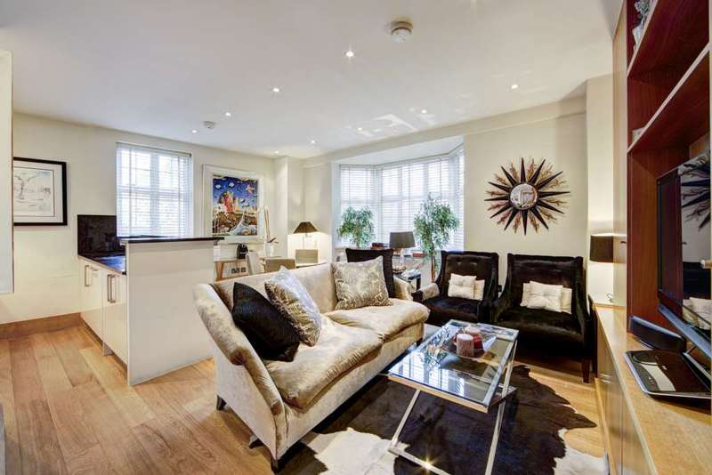 3 Bedrooms Apartment Flat for sale in Princes Court, Brompton Road, Knightsbridge, SW7