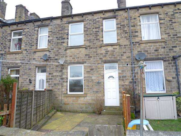 2 Bedrooms Terraced House for sale in Manor Road, Golcar, Huddersfield