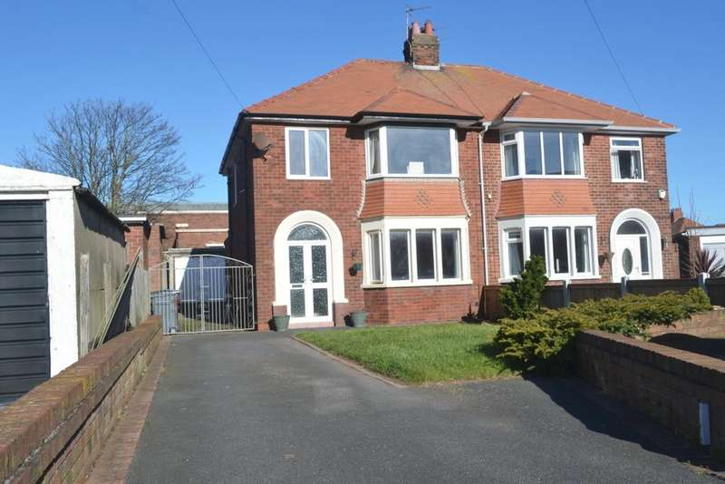 3 Bedrooms Semi Detached House for sale in Cherrydale, Bispham, FY2