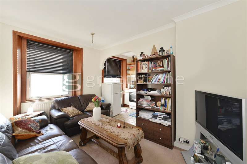 1 Bedroom Apartment Flat for sale in Belsize Road, West Hampstead, London
