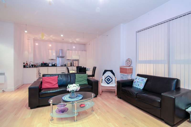 2 Bedrooms Apartment Flat for sale in Malta Street, Manchester, Lancashire, M4