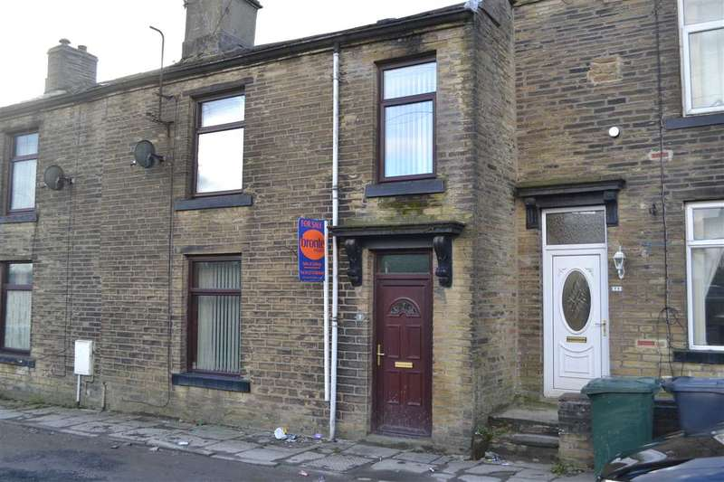 2 Bedrooms Terraced House for sale in Alma Street, Queensbury, Bradford