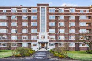 2 Bedrooms Flat for sale in Kelvin Court, Kelvinside