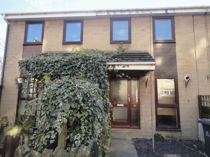 2 Bedrooms Terraced House for sale in Oaks Road, Batley