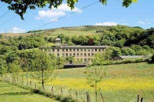 1 Bedroom Flat for sale in Rishworth Palace, Rishworth Mill Lane, Sowerby Bridge, West Yorkshire