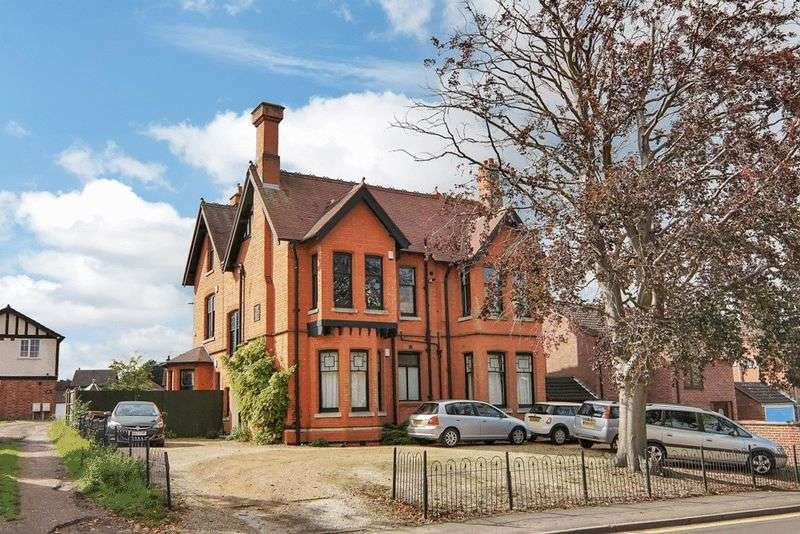 4 Bedrooms Flat for sale in Burton Road, Melton Mowbray