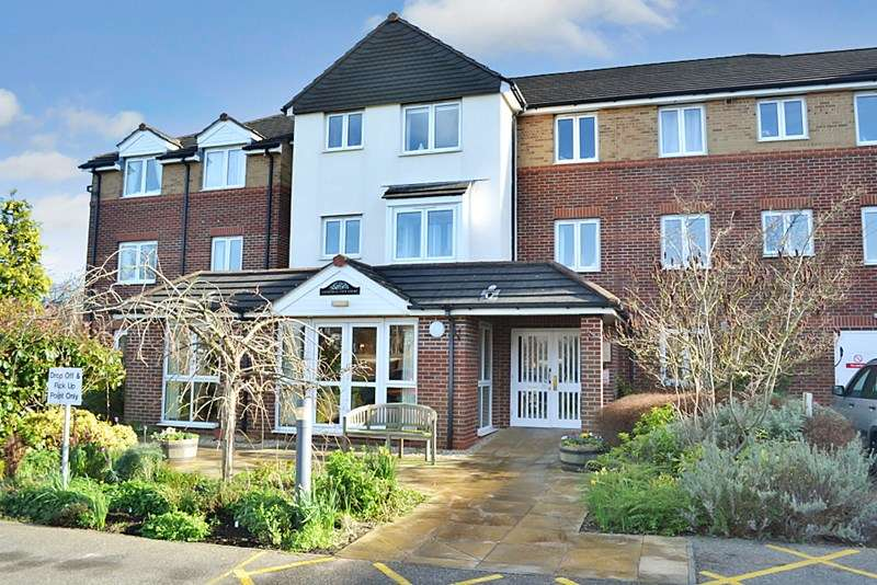 2 Bedrooms Retirement Property for sale in Cathedral View Court, Lincoln, LN2 2GF
