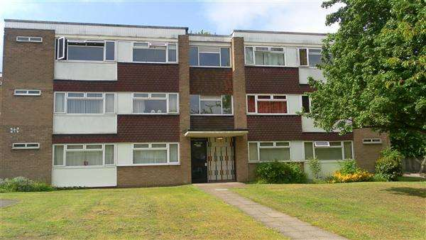 2 Bedrooms Apartment Flat for sale in Masons Way, Solihull