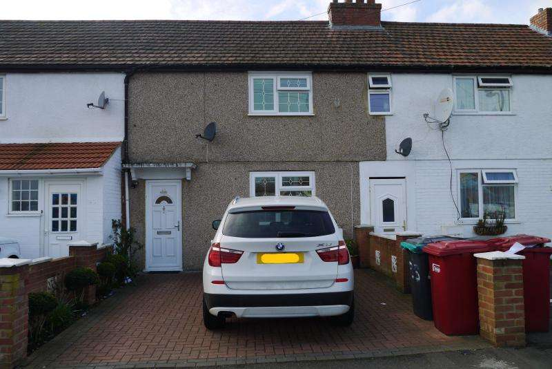 3 Bedrooms Terraced House for sale in Staunton Road