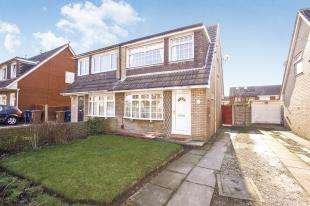 3 Bedrooms Semi Detached House for sale in Larchwood Crescent, Leyland, Lancashire