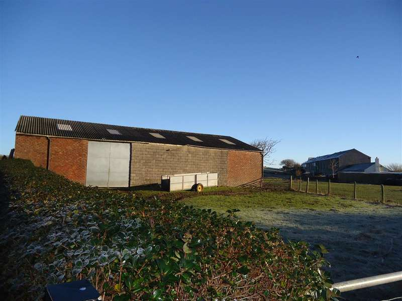 Land Commercial for sale in Poolside Barn, Haverigg Road, HAVERIGG